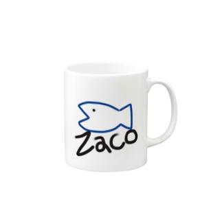 zacoさん Mugs