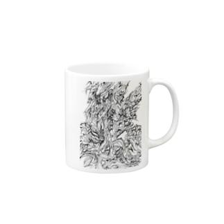 氷鋭 Mugs