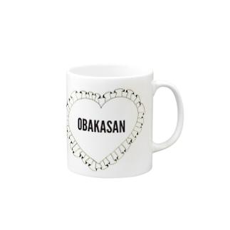 OBAKASAN Mugs