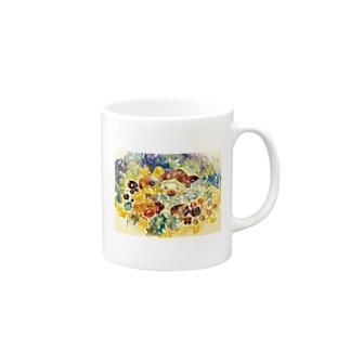 マグカップ(サンタ) Mugs