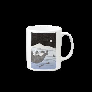 石川ともこのお月見隊 Mugs