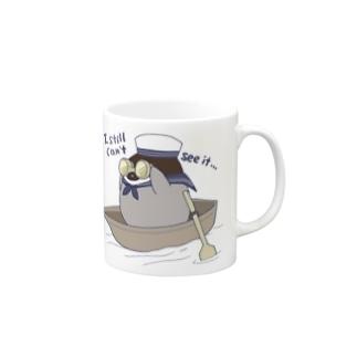 すいふぺんぎん Mugs