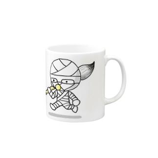 コッピーくん Mugs