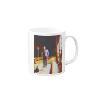 セーブポイントA Mugs