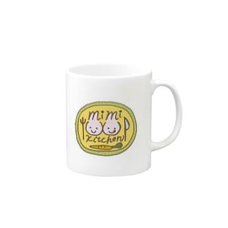 ミミキッチンまぐ Mugs