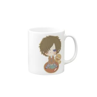 クッキーマン Mugs