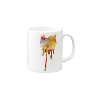 elepheart Mugs