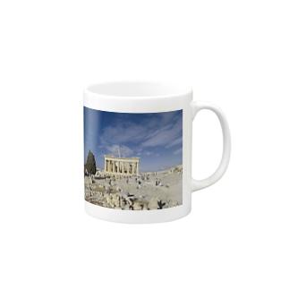ギリシャグッズ Mugs