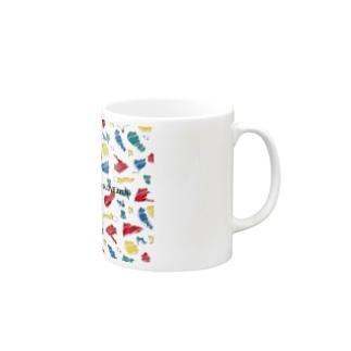 Art  saves lives Mugs