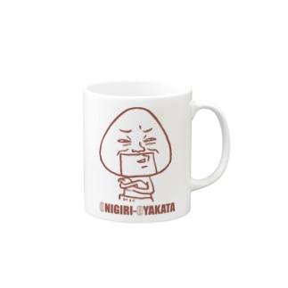 おにぎり親方 Type.A Mugs