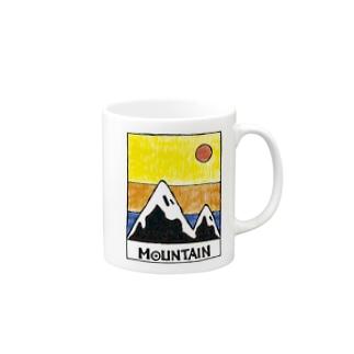 Mountain▲ Mugs
