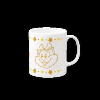 NPO法人 愛・あいネットのアリスマグカップ
