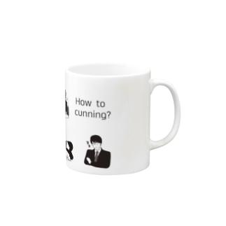 カンニング Mugs