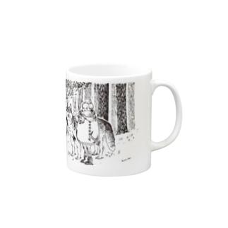 ハスキーくん Mugs