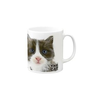 THE CAT[ミックス] Mugs
