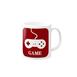 ゲーム グッズ リモコン Mugs