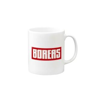 BOREAS Mugs