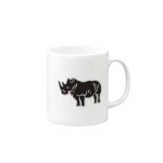 サイコウくん Mugs