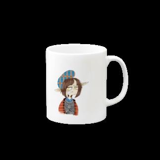 ミロの理想のキミ Mugs
