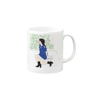 セプテンバー少女 Mugs