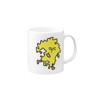 クスオくん(九州男) Mugs