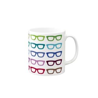 GLASSES Mugs