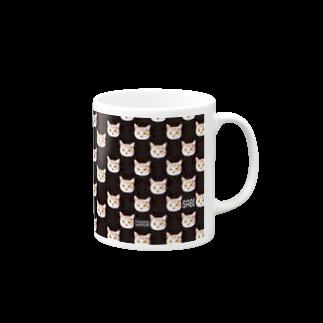 岩村月子のねこちゃんマグ Mugs