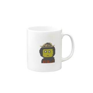まえだまえだ背景なし Mugs