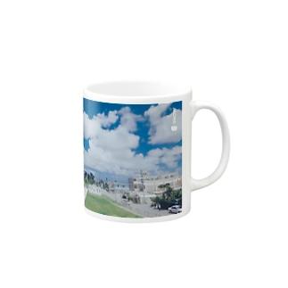 さーちゃん💓の沖縄の風景💓 Mugs