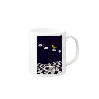 Silent Soup Mugs