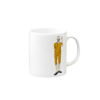 Takashi's マグカップ