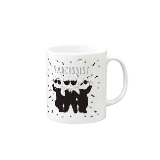 NARCISSIST Mugs