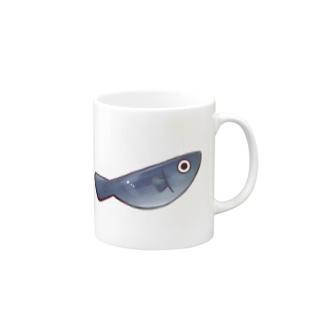サメ Mugs