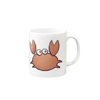 かにさん Mugs