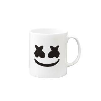 マシュメロ Mugs