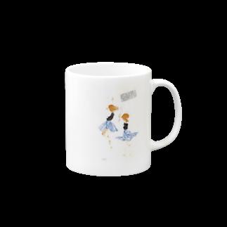 佳矢乃のダンス Mugs