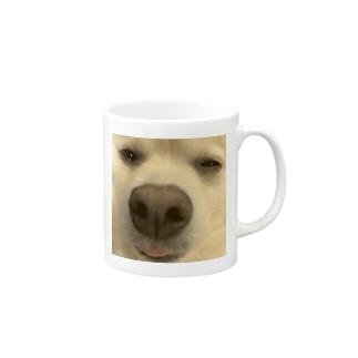ブスカワFuku。 Mugs