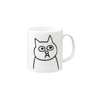 猫の小林さん Mugs
