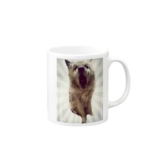 犬の訴え Mugs