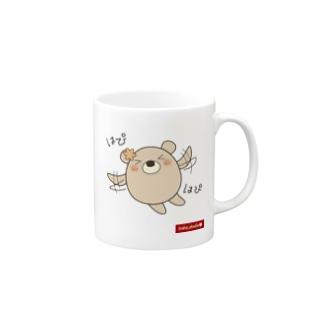 くまのココ(はぴはぴ) Mugs