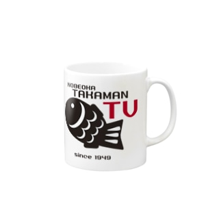 TAKAMAN TV Mugs