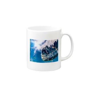 うろこ Mugs