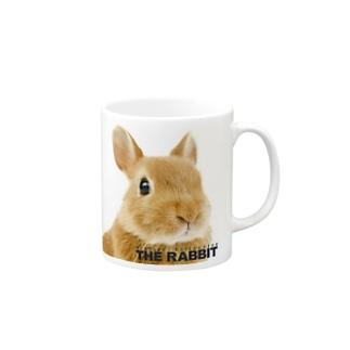 THE RABBIT Mugs