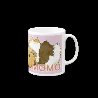 LichtmuhleのMOMOちゃん Mugs