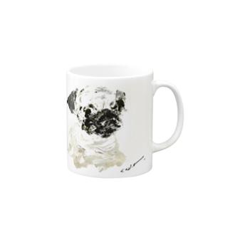 pug_x Mugs