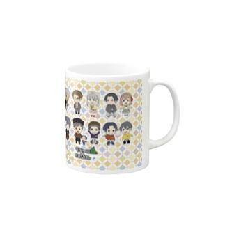 サクッ!!とまえばし公式 Mugs