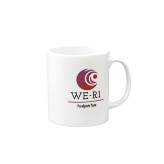 WE-R1 Fan Series 1st Edition  Mugs