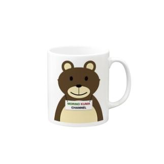 クマクマのグッツ Mugs