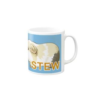 STEWちゃん Mugs