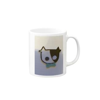 うしさん Mugs